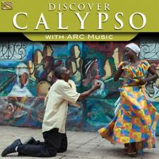 Various Artists - Discover Calypso With Arc Musi NEW CD