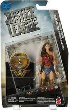 """DC JUSTICE LEAGUE 6"""" WONDER WOMAN ACTION FIGURE CHARACTER POSABLE COMIC FIGURE"""