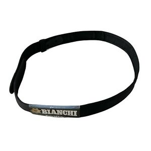 """Bianchi PatrolTek Inner Nylon Liner Belt Medium Med 34-40"""" 8105 31328 Black"""