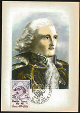 MARSHAL MONCEY NAPOLEONIC WARS HISTORY MAXIMUM CARD FRANCE NAPOLEONISCHE KRIEGE