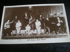 More details for old postcard cliff astley zeal band c1920s