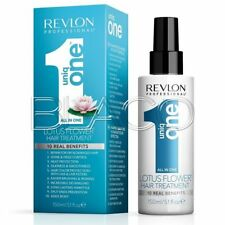 REVLON UNIQ ONE LOTUS FLOWER HAIR TREATMENT 10IN1 PER CAPELLI 150ML