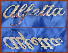ALFA ROMEO ALFETTA / ALFETTA GT - SCRITTA CROMATA POSTERIORE LOGO
