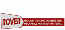 Rover Mechanics Sticker - P4 P5 P6 2200 2000 3500 V8 SD1 Coupe P5B