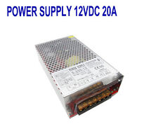 S-250-12 Super Stable Power supply unit 250W DC12V 20AMP