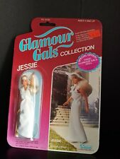 Rare Kenner Glamour Gals ~ Jessie Doll in Beautiful Bride ~ Nip 1981 Sealed