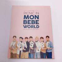 MONSTA X Photobook Fan meeting PICNIC IN MONBEBE WORLD SEOUL 2017 official goods