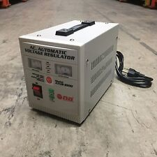 Nippon America AC Automatic Voltage Regulator ATVR-1000  ( 1000 Watts )