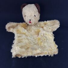 Vintage Sooty Puppet Hand Puppet