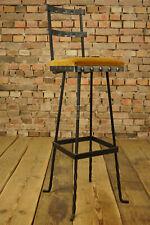 60er Vintage Barhocker Designer Sessel Hocker Stuhl Easy Chair 50er 2