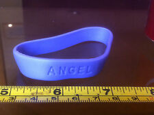 Angel Girls Girl Rubber Wrist Band Fun Choose A Colour from 2nd Pic