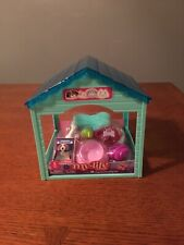 MY LIFE AS DOG HOUSE Blue PLAY SET 9 PIECE FOR AMERICAN GIRL SIZE DOLL NEW