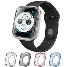 Apple Watch 4 Case 44mm 2018 i-Blason Halo TPU Cases 4 Color Combination Pac