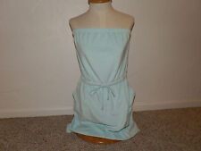 Womens swimsuit coverup Green Swim Suit cover up Beach cover up size M New