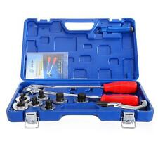 Tube Expander Tool Kit Plumbing Air Conditioner Pipe Expander & Cutter CT100-A