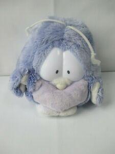 Bobble the blue Owl plush beanie soft toy Carte Blanche