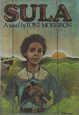 "TONI MORRISON ""Sula"" (1974) SIGNED First Printing of the First Edition VERY RARE"