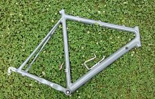 vintage 1989 Cannondale 3.0 road frame 58cm, custom paint, with extras