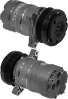 A/C Compressor Omega Environmental 20-10687-H