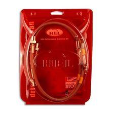 Mit-6-068 adatta HEL INOX FRENO TUBI MITSUBISHI LANCER 1.8 GTI 92 > 95