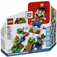 LEGO Super Mario Adventures with Mario Starter Course 71360 231pcs