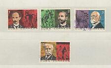 Q7844 - CUBA - 1964 - SERIE COMPLETA USATA RIVOLUZIONE N°786/89 - VEDI FOTO