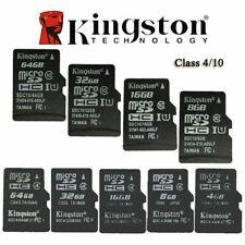 Kingston 16GB MicrtoSD SDHC TF Memory Card C10 C4 MicroSD for Phone camera