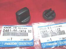 Mazda CX-9, CX-7 & Mazdaspeed 6 New OEM smart key ignition knob set!
