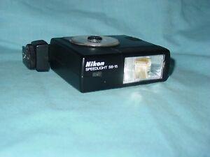 Nikon   SPEEDLIGHT   SB  15