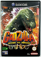 Godzilla destroy all monsters melee - Nintendo Gamecube - Avec notice - PAL FR