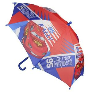 Disney Cars 95 Lightning MCQueen Regenschirm Kinder Schirm Sonnenschirm Neu
