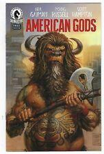 American Gods Free Ashcan Preview Neil Gaiman Dark Horse