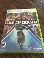 Crackdown Xbox 360 Cib Game XG3