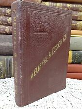 1936 Keuffel & Esser Catalog ~ Drawing, Surveying Instruments, Transits, PRICES