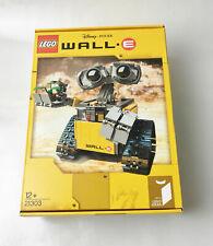 BOITE LEGO IDEAS 21303 ( WALLY ) NEUF ENCORE SOUS SCELE