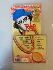 COMPILATION -  DEEJAY RAP (PUBLIC ENEMY,JOVANOTTI,FAT BOYS,BEASTIE BOYS...)  CD