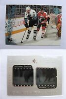 1997-98 SPx GF12 Mogilny Alexander  game film  canucks