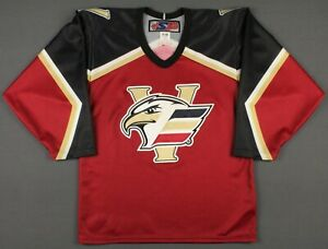 Colorado Eagles Limited Edition 5th Year SP CHL Minor League Hockey Jersey Small