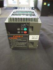 FUJI Electric FVR2.2E11S-4ENR New, Open Box Inverter Speed Control