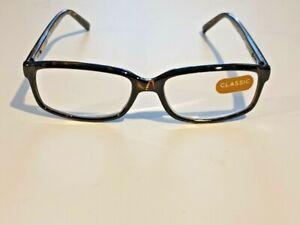 Foster Grant - Owen Tortoiseshell - Reading Glasses - All Strengths RRP £10.99