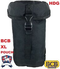 BCB BLACK SAS SF MOLLE WATER BOTTLE POUCH PLCE CANTEEN SECURITY AIRSOFT CRUSADER