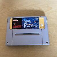 Super Aleste - SNES Super Nintendo  - PAL - Cart Only