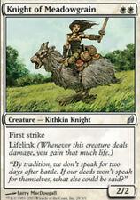 MTG magic cards 1x x1 Light Play, English Knight of Meadowgrain Lorwyn