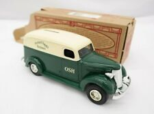 Ertl 1938 Chevy Panel Truck 1995 Collectors Die Cast Metal Model Orchard Supply