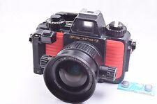 Nikon Nikonos V Underwater Film Camera w/20mm f2.8 Lens