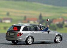 Busch 5635 Mercedes Benz C-Klasse Polizei Bitte folgen