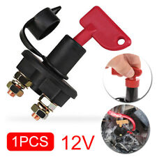 12V Battery Isolator Disconnect Cut Off Power Kill Switch for Car Truck Boat TOP