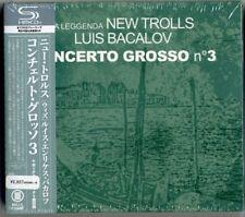LA LEGGENDA NEW TROLLS LUIS BACALOV-CONCERTO GROSSO N3-JAPAN MINI LP SHM-CD Gi50
