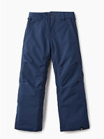 Quiksilver Boy's State Snowboard Pants 10K Winter Youth Size L-12
