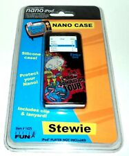 FAMILY GUY Stewie-034-World DominationTour Ipod-Nano Case w Clip amp Lanyard NIP